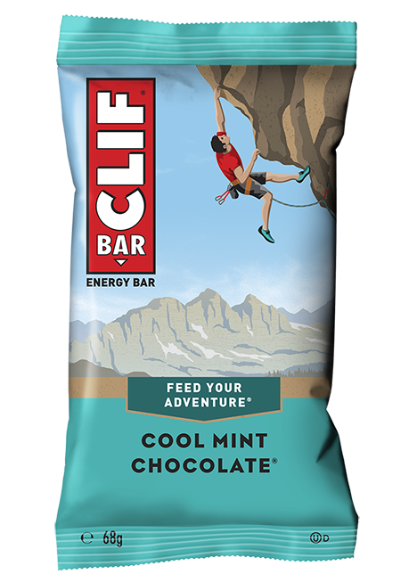 Clif Bar Cool Mint Chocolate