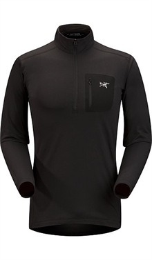 Arc`teryx Men´s Rho LT Zip Neck